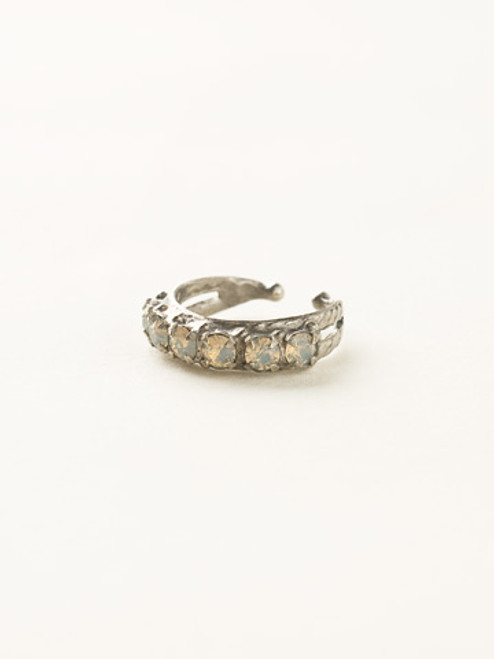 CRYSTAL MOSS RING BY SORRELLI RCF9ASCRM