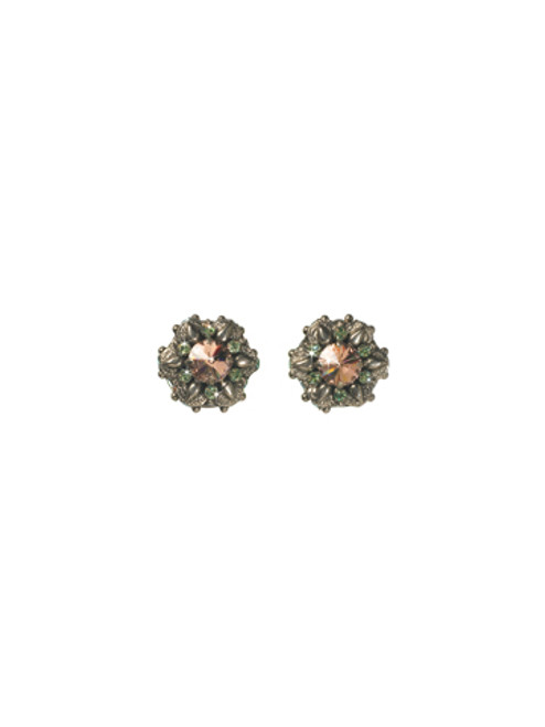 Sorrelli Cup Cake Crystal Earrings ecp10cascup