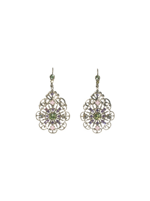 Sorrelli CUPCAKE-Royalty Statement Earrings~ ECP23ASCUP