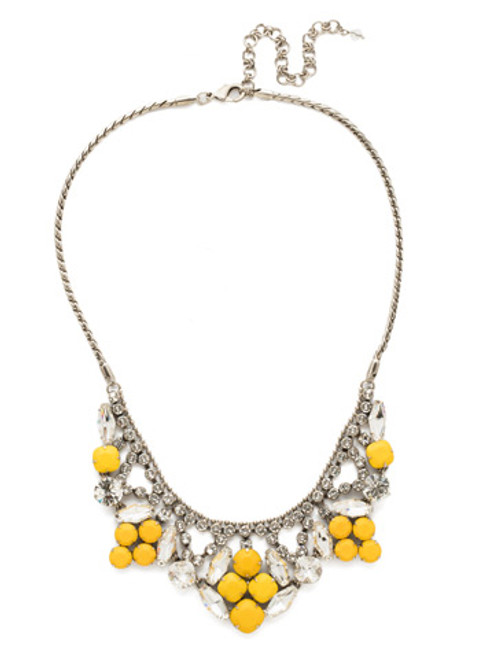 special order lemon zest crystal necklace by sorrelli nct9aslz