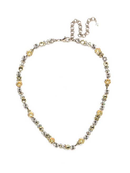 special order lemon zest crystal necklace by sorrelli ndk10aslz