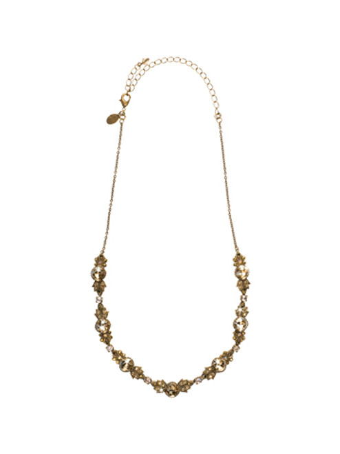 RAW SUGAR NECKLACE BY SORRELLI NCJ5AGRSU