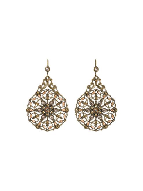 special order sorrelli raw sugar crystal earrings ebx25agrsu
