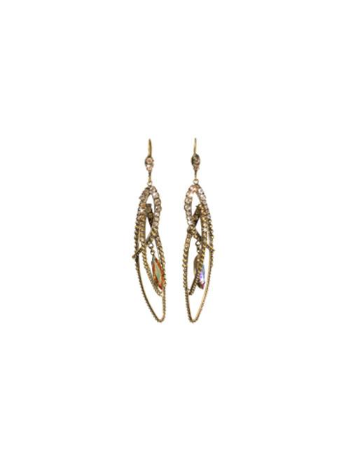 special order sorrelli raw sugar crystal earrings eck30agrsu