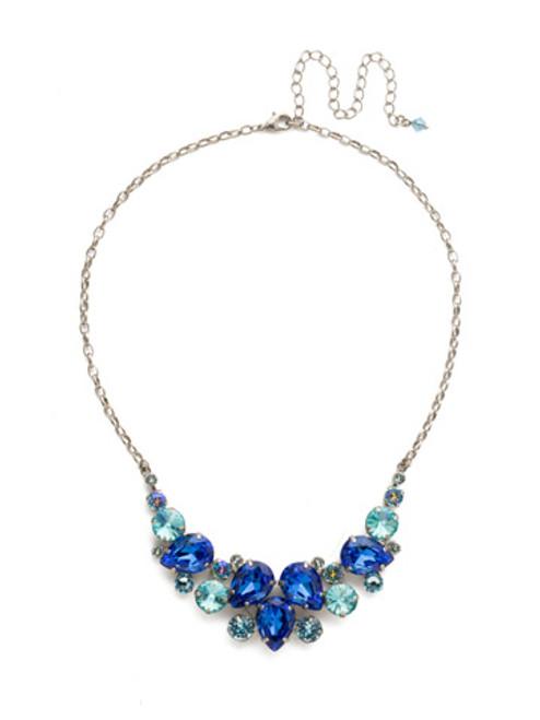 ULTRAMARINE Crystal Necklace by Sorrelli NDJ14ASUM