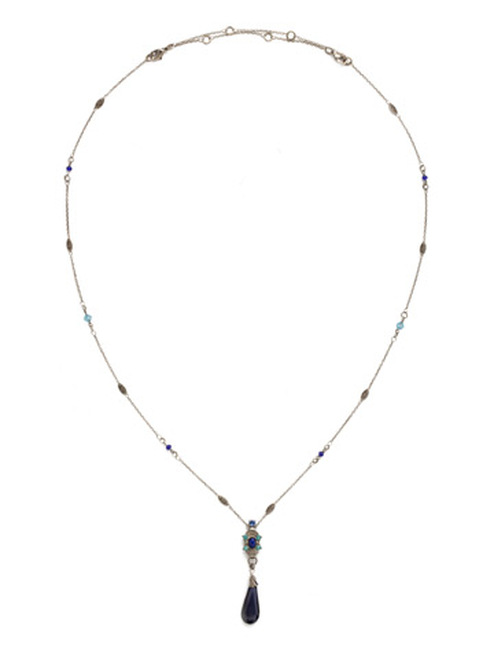 ULTRAMARINE Collection by Sorrelli Crystal Necklace