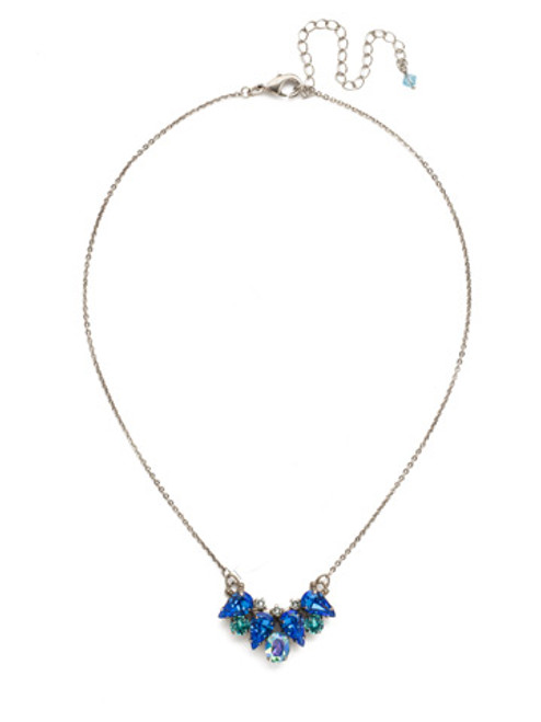 ULTRAMARINE Collection by Sorrelli Crystal Necklace ncp6asum