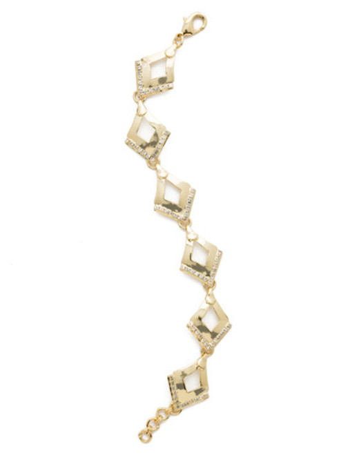 Sorrelli Lisa Oswald 2018 Crystal Bracelet