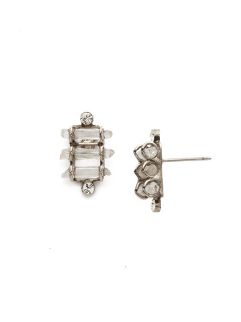 Crystal Collection by Sorrelli- Turning Point Earrings~ EDW37ASCRY