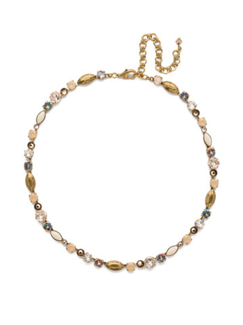 SANDSTONE NECKLACE BY SORRELLI NDX2AGSTN