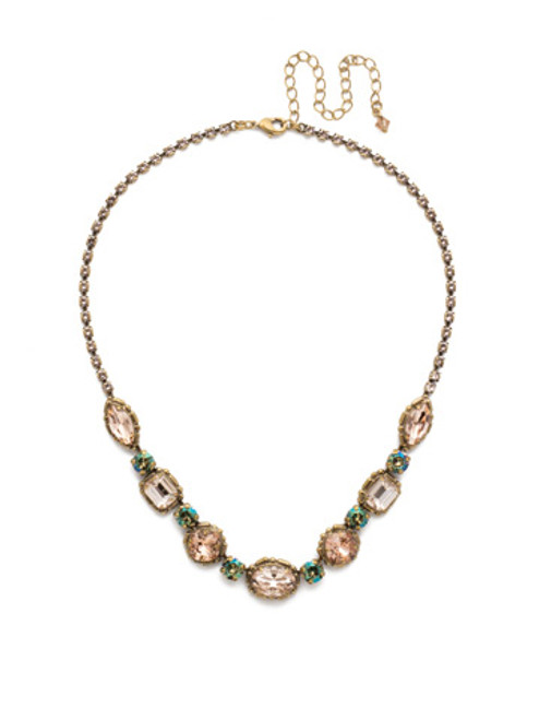 SANDSTONE NECKLACE BY SORRELLI NDX7AGSTN