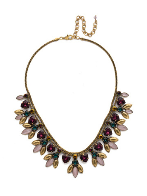 ROYAL PLUM NECKLACE BY SORRELLI