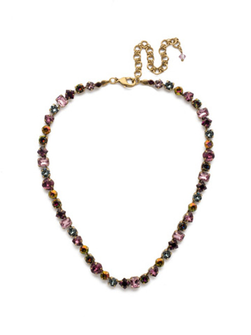 ROYAL PLUM NECKLACE BY SORRELLI NDX1AGROP
