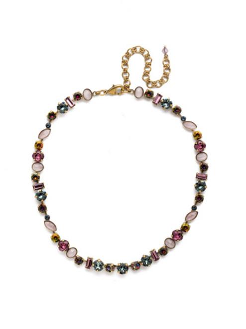 Sorrelli Sandstone Crystal Necklace ndr16agrop