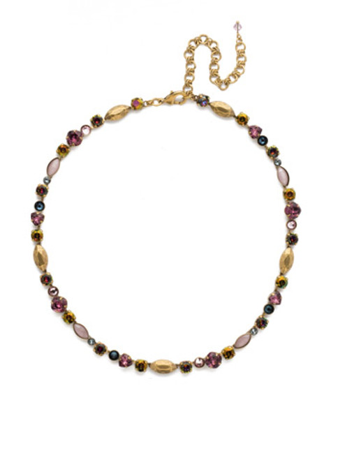 ROYAL PLUM NECKLACE BY SORRELLI NDX2AGROP