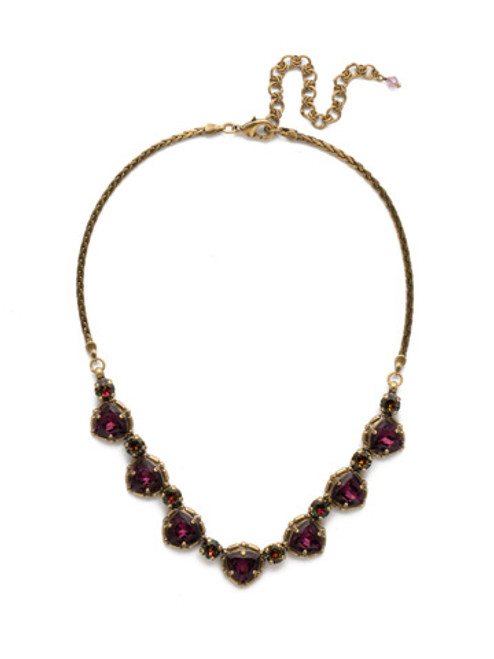 Sorrelli Sandstone Crystal Necklace ndx8agrop