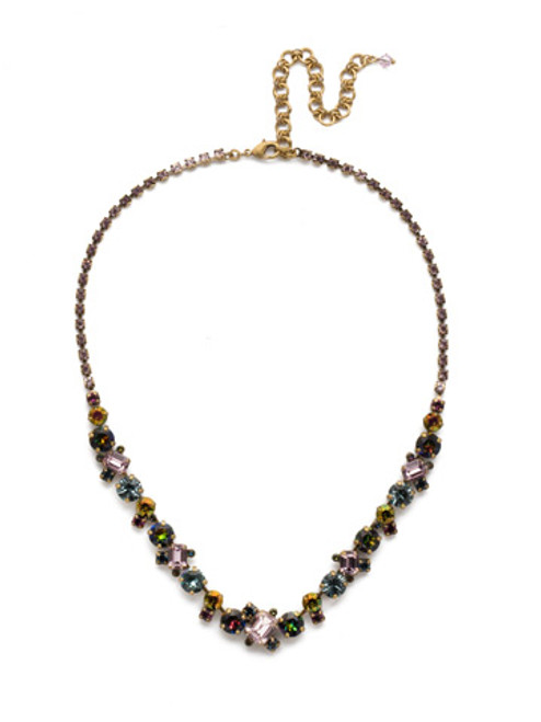 ROYAL PLUM NECKLACE BY SORRELLI NDK17AGROP