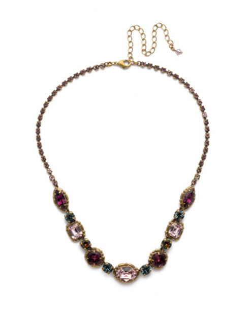Special Order Royal Plum Necklace by Sorrelli NDX7AGROP