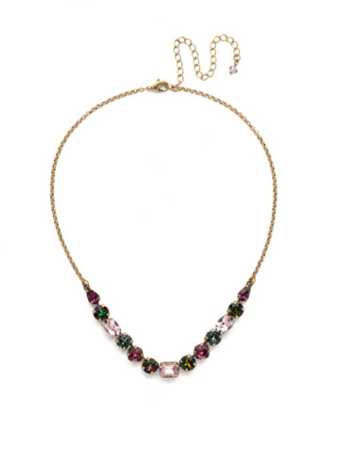 ROYAL PLUM NECKLACE BY SORRELLI NDQ14AGROP