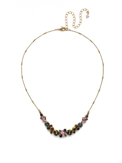 ROYAL PLUM NECKLACE BY SORRELLI NDU64AGROP