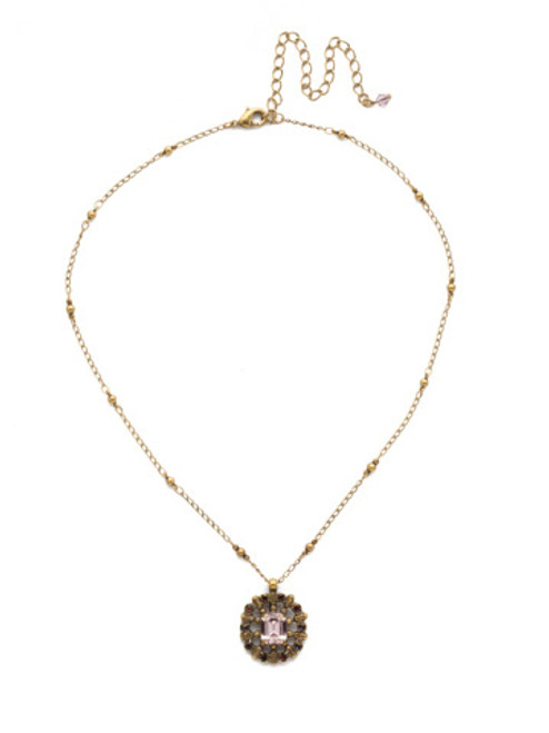 ROYAL PLUM NECKLACE BY SORRELLI NDW60AGROP