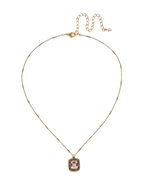 ROYAL PLUM NECKLACE BY SORRELLI NDQ50AGROP