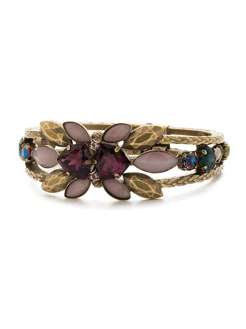 ROYAL PLUM BRACELET BY SORRELLI BDX5AGROP