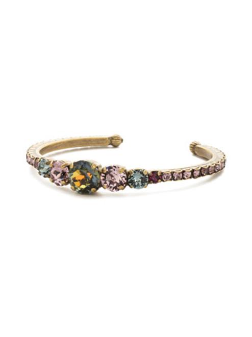 Sandstone Crystal Bracelet
