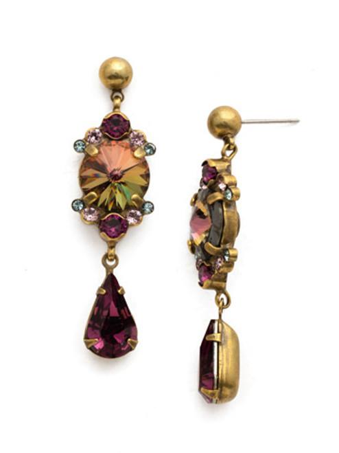 Sorrelli Sandstone Crystal Earrings edx9agrop
