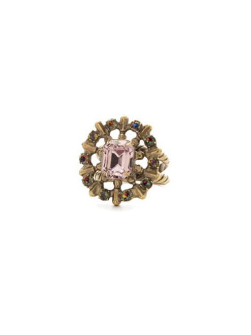 ROYAL PLUM RING BY SORRELLI RDW60AGROP