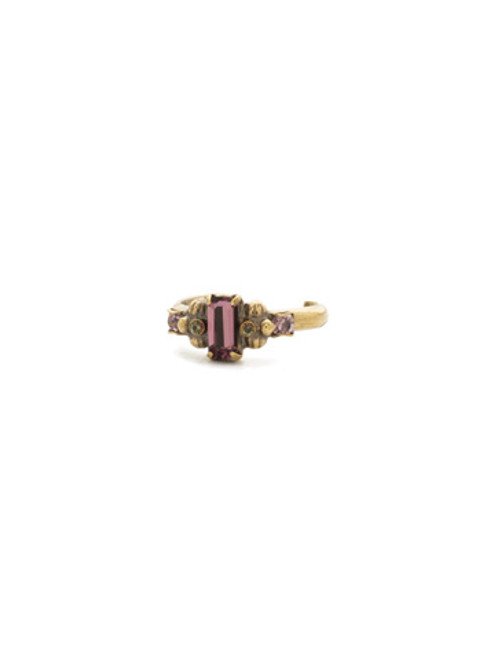 ROYAL PLUM RING BY SORRELLI RDX10AGROP