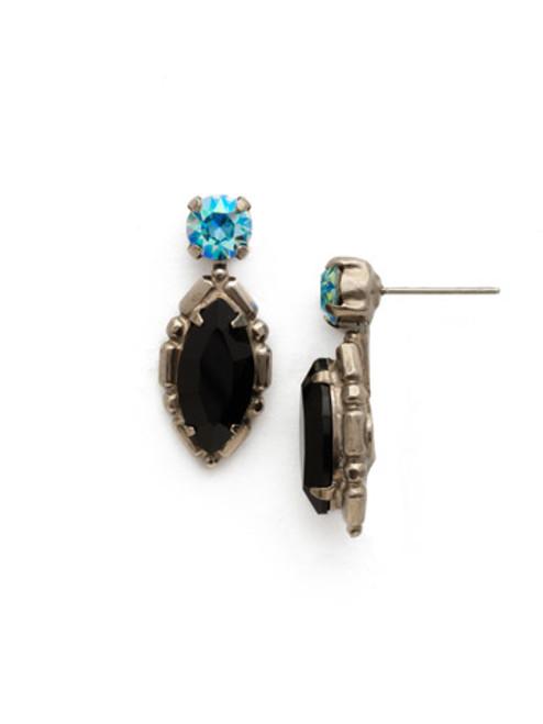 Sorrelli Black Tie Crystal Bracelet