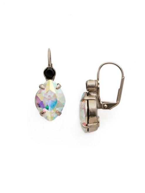Sorrelli Black Tie Crystal Earring