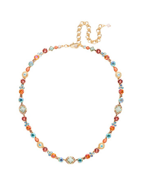 Tango Crystal Necklace