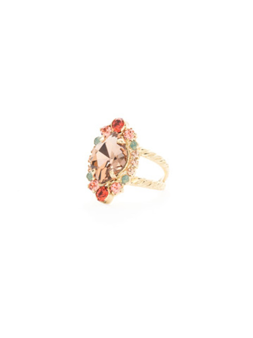 **SPECIAL ORDER** MANGO TANGO RING BY SORRELLI~RDS44BGMNG
