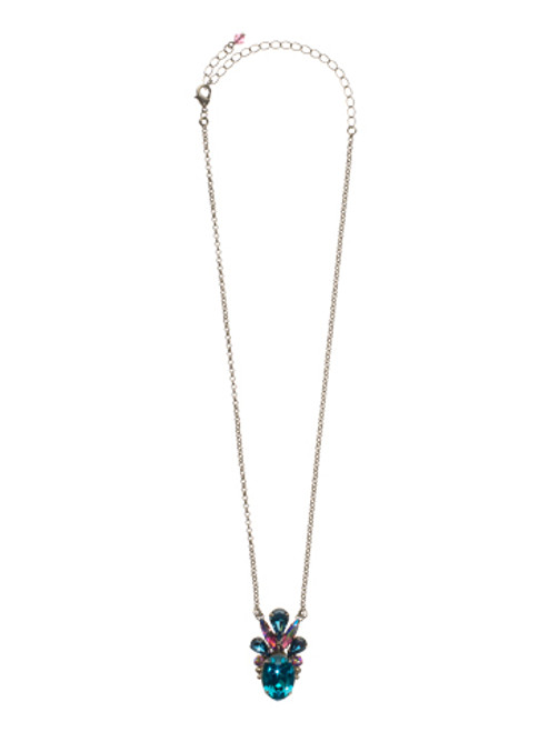 **SPECIAL ORDER**NORTHERN LIGHTS CRYSTAL NECKLACE By Sorrelli~NCP16ASNL