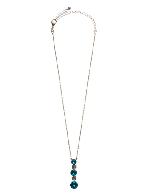NORTHERN LIGHTS CRYSTAL NECKLACE  BY SORRELLI