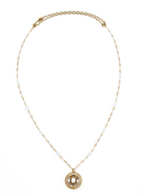 Sorrelli PEARL LUSTER Earrings NDE47AGPLU