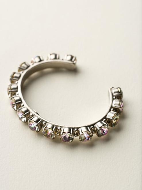 SORRELLI Purple Lotus Crystal Bracelet BCL23ASPUL