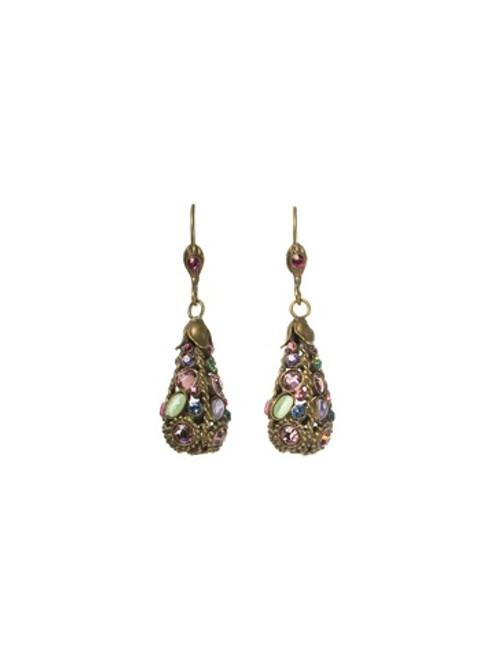 Sorrelli Lollipop Crystal Earrings eby22aglp