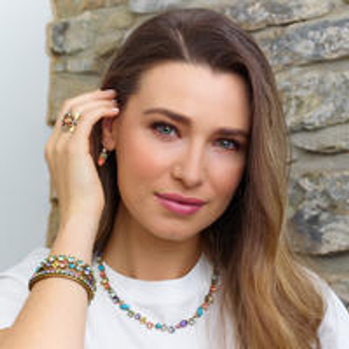 Sorrelli Bohemian Bright- Channeling Chic Cuff Bracelet~ BDM6AGBHB