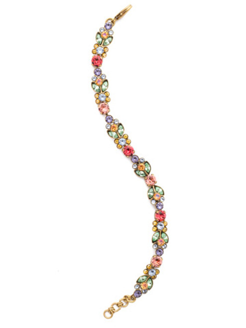Sorrelli Bohemian Bright- Genoviva Classic Line Bracelet~ BEA3AGBHB