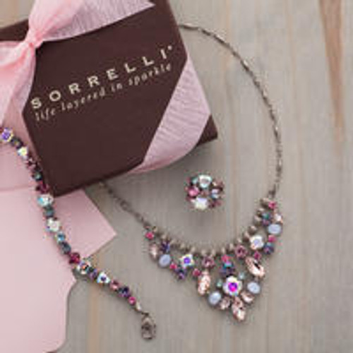 Different View Sorrelli Bohemian Stargazer Necklace NEA23ASGAZ