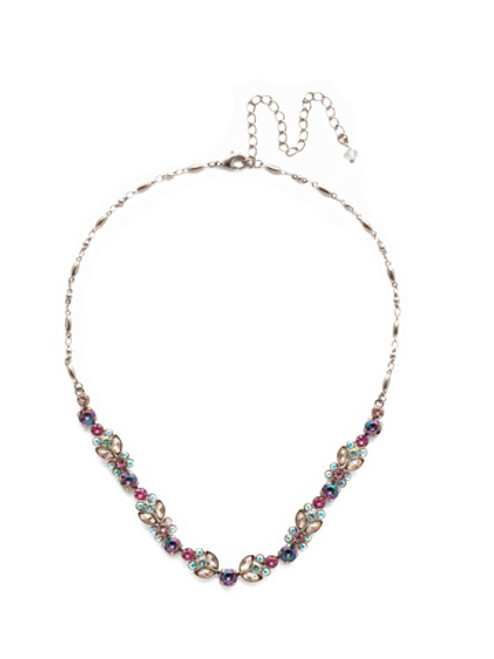 Stargazer Crystal Necklace