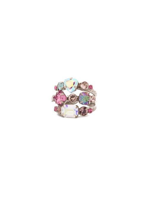 sorrelli bohemian stargazer ring rdx1asgaz