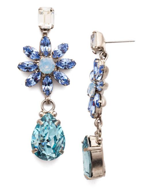 Sorrelli Pastel Prep Crystal Earrings