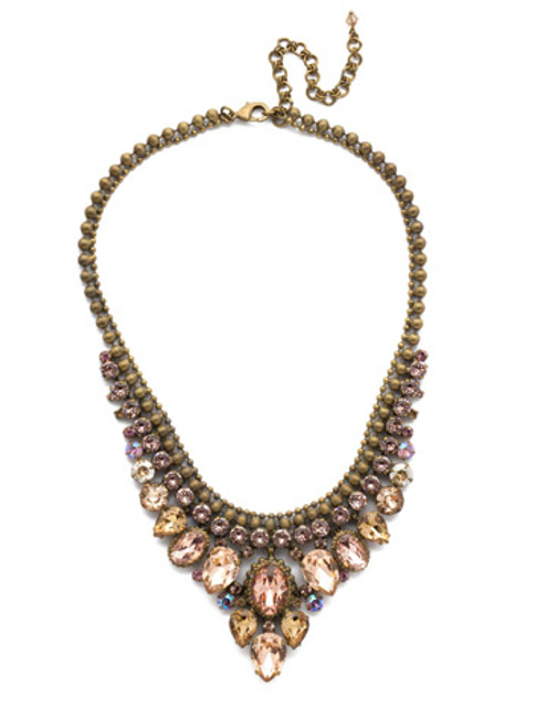 Sorrelli Beach Comber Necklace NDQ3AGBCM