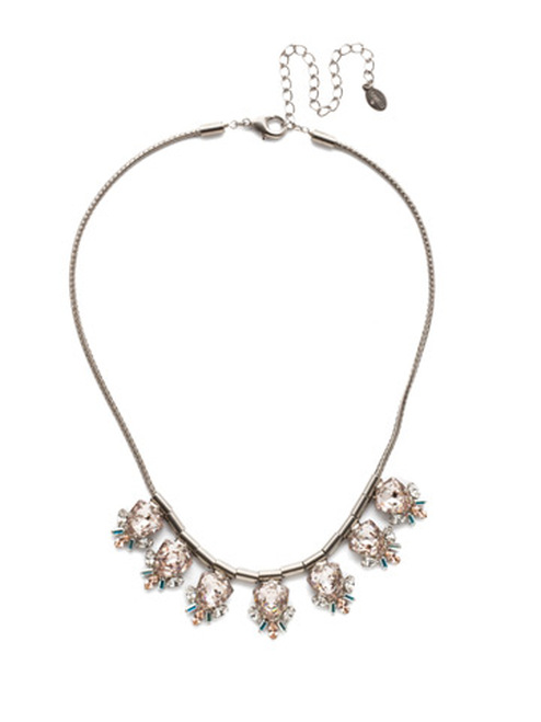 Sorrelli Silky Clouds Necklace NEE1ASSCL