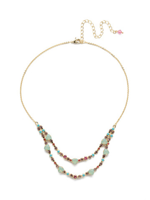 Sorrelli Candy Pop Necklace NEE3BGCPO