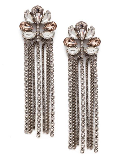 Sorrelli SILKY CLOUDS- Cassanda Statement Earrings~ EEB41ASSCL